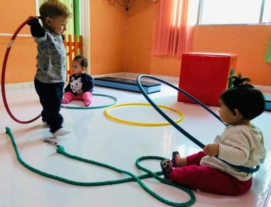 Berçário Creche Jardim Guanabara - Berçário e Creche