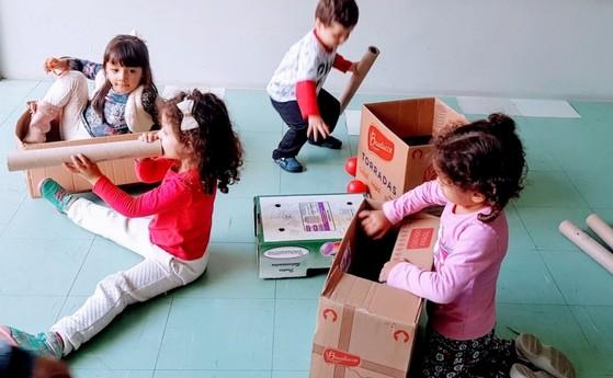 Berçário e Educação Infantil Onde Encontro Jardim Anália Franco - Berçário e Creche