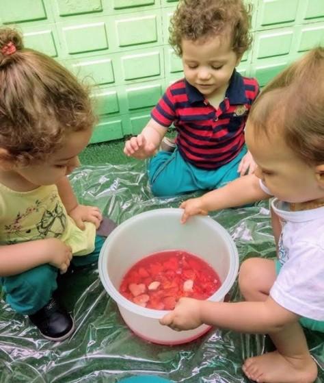 Berçário Escola Onde Encontro Vila Santa Mooca - Berçário Escola