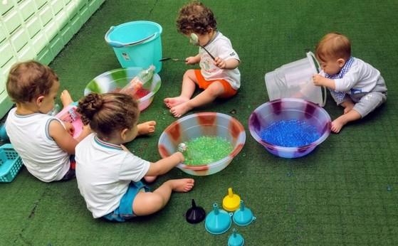 Berçário Infantil Vila Invernada - Berçário Escola