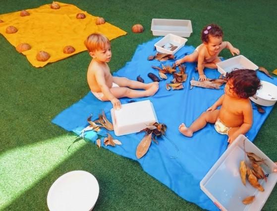Berçários e Educação Infantil Jardim Anália Franco - Berçário e Creche