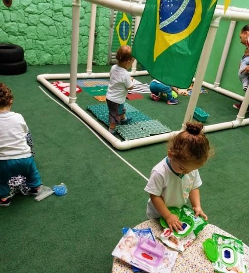 Berçários Escola Chácara Paraíso - Berçário Escola
