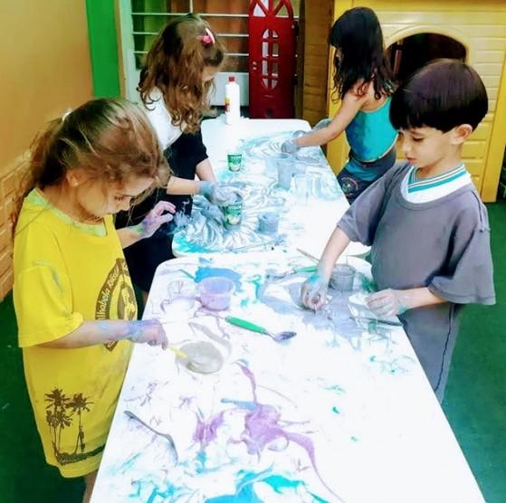 Colégio de Educação Infantil Chácara Tatuapé - Escola de Educação Infantil Particular