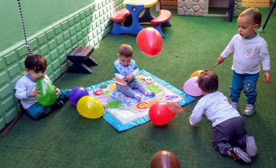 Creche Bebê de 7 Meses Onde Tem Jardim Anália Franco - Creche Bebê 6 Meses