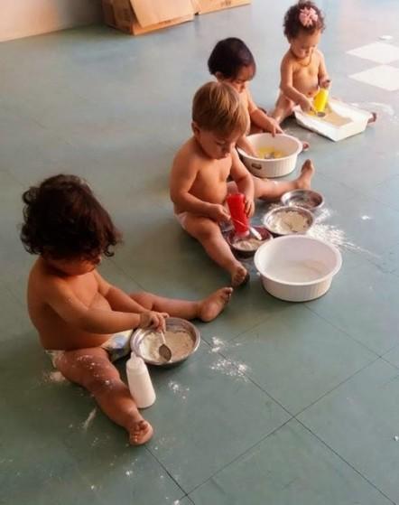 Creche Bebê Onde Tem Vila Guarani - Creche Bebê de 2 Anos