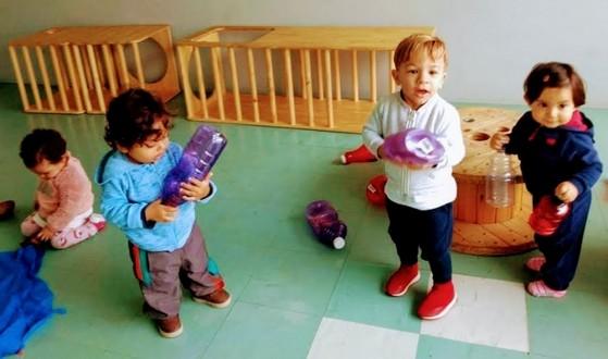 Creche Bebê Vila Nova Manchester - Creche Bebê de 2 Anos
