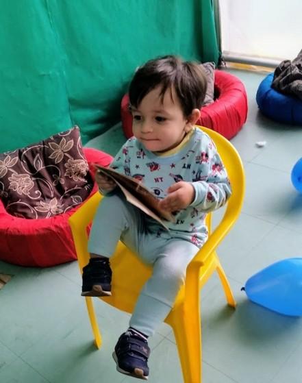 Creche de Bebê Onde Tem Vila Azevedo - Creche Bebê 6 Meses