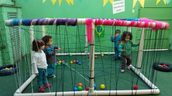 Creche e Educação Infantil Vila Santo Estevão - Creche Infantil Bebê