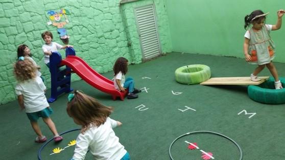 Creche Infantil 3 Anos Vila Libanesa - Creche Infantil Meio Período