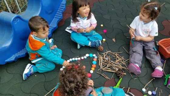 Creche Infantil Integral Matrículas Vila Santa Clara - Creche Infantil para Bebê