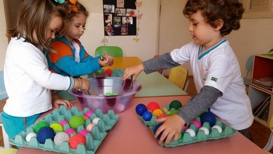 Creche Infantil Integral Jardim Silveira - Creche Infantil Meio Período