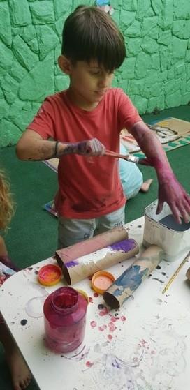 Creche Infantil Meio Período Matrículas Vila Rio Branco - Creche Infantil 3 Anos