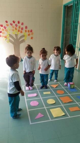 Creche Infantil Meio Período Particular Matrículas Jardim Textil - Creche Infantil Particular para Bebê