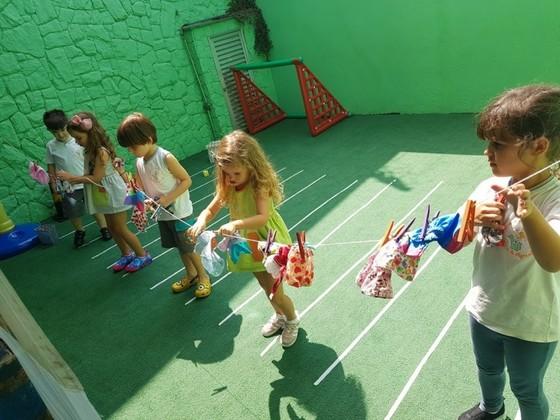Creche Infantil Meio Período Vila Parque São Jorge - Creche Infantil Integral