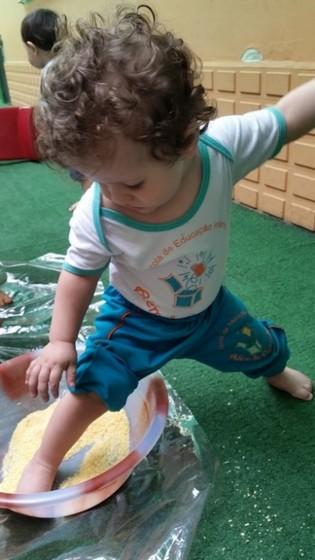 Creche Infantil para Bebê Vila Parque São Jorge - Creche Infantil Meio Período