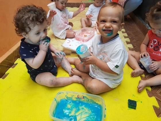 Creche Infantil Particular para Bebê Jardim Silveira - Creche e Educação Infantil
