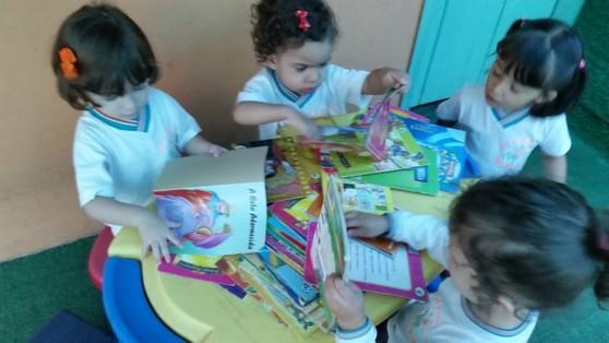Creche Infantil Particular Jardim Textil - Creche Infantil Meio Período