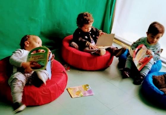 Creche para Bebê de 1 Ano Onde Tem Jardim Anália Franco - Creche Bebê de 2 Anos