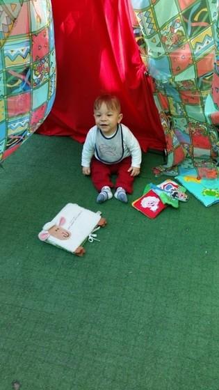 Creche para Bebê de 3 Meses Vila Lúcia Elvira - Creche Bebê 6 Meses