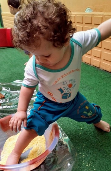 Creche para Bebê de um Ano Onde Tem Chácara Tatuapé - Creche Bebê 6 Meses