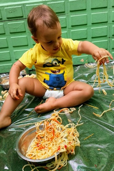 Creche para Bebê de um Ano Vila Lúcia Elvira - Creche Bebê 6 Meses
