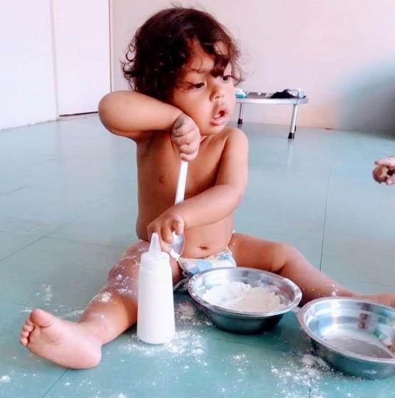 Creches Bebê de 7 Meses Vila Lusitana - Creche de Bebê