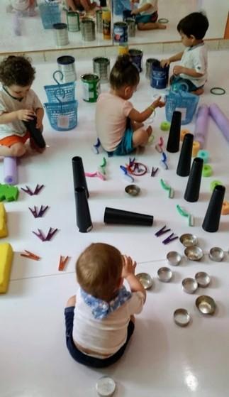 Creches com Berçários Jardim Silveira - Berçário Escola