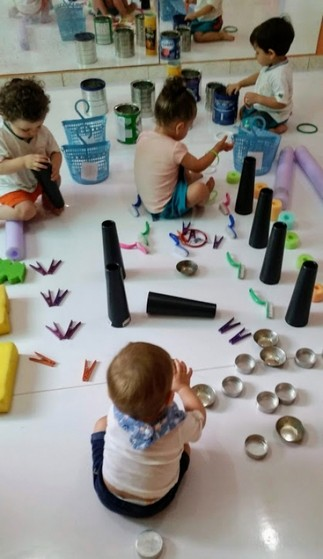 Creches com Berçários Vila Libanesa - Berçário e Creche