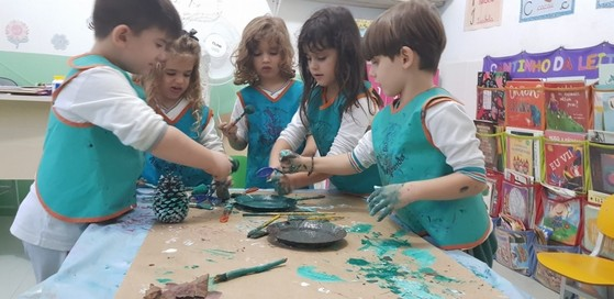 Creches e Educação Infantil Vila Lúcia Elvira - Creche e Educação Infantil