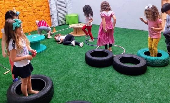 Creches e Pré Escola Parque São Jorge - Pré Escola Particular