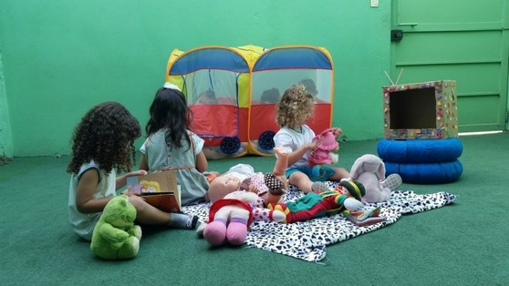 Creches Infantis 3 Anos Jardim Itália - Creche e Educação Infantil