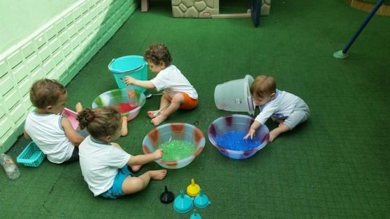 Creches Infantis até 3 Anos Vila Cláudia - Creche Infantil Particular para Bebê
