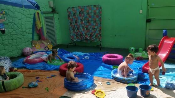 Creches Infantis Bebê Cidade Mãe do Céu - Creche Infantil 3 Anos