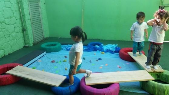Creches Infantis Meio Período Particulares Vila Graciosa - Creche Infantil Particular