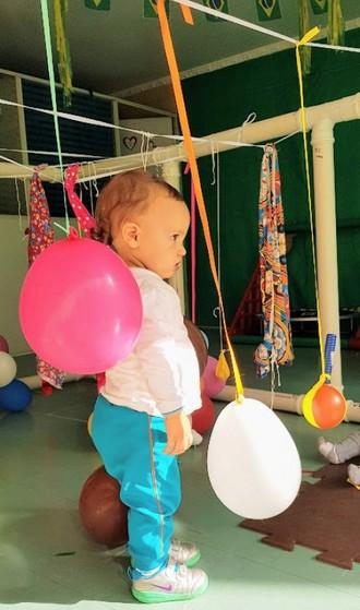 Creches para Bebê de 1 Ano Vila Azevedo - Creche Bebê 6 Meses
