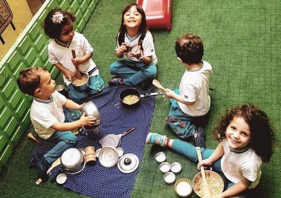 Escola de Educação Infantil Chácara Mafalda - Escola Particular de Educação Infantil