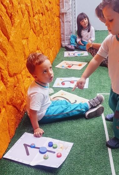 Escola Particular de Educação Infantil Alto da Mooca - Escola de Educação Infantil Particular