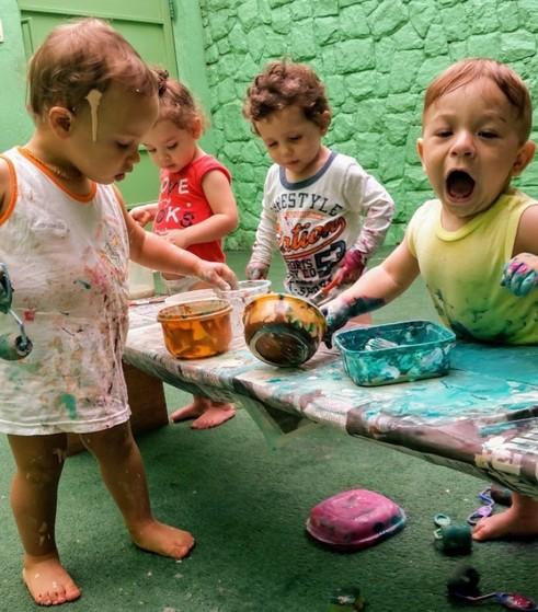 Escolas de Educação Infantil Vila Parque São Jorge - Escola Particular de Educação Infantil