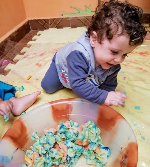 Inscrição para Creche Bebê de 7 Meses Vila Lúcia Elvira - Creche Bebê 6 Meses
