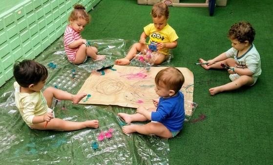 Inscrição para Creche de Bebê Jardim Textil - Creche Bebê de 2 Anos