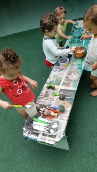 Inscrição para Creche para Bebê 4 Meses Vila Invernada - Creche Bebê 6 Meses