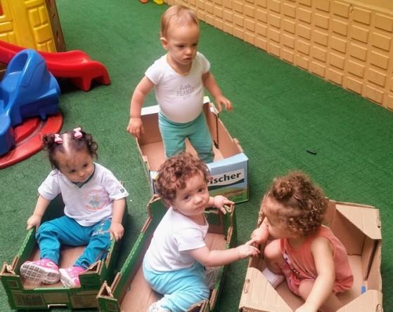Inscrição para Creche para Bebê de 1 Ano Jardim Textil - Creche Bebê 6 Meses