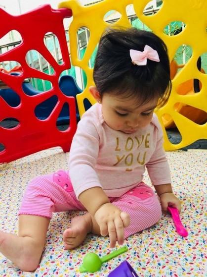Inscrição para Creche para Bebê de 3 Meses Jardim Guanabara - Creche Bebê 6 Meses