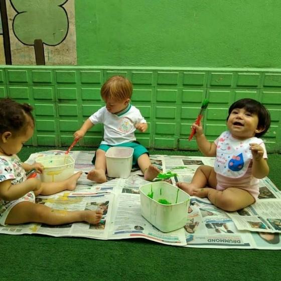 Inscrição para Creche para Bebê Mooca - Creche Bebê 6 Meses