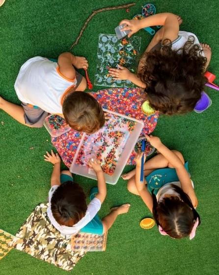 Inscrição para Maternal 1 Vila Azevedo - Maternal e Berçário