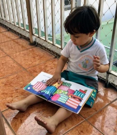 Inscrição para Maternal Particular Vila Matias - Maternal e Pré Escola