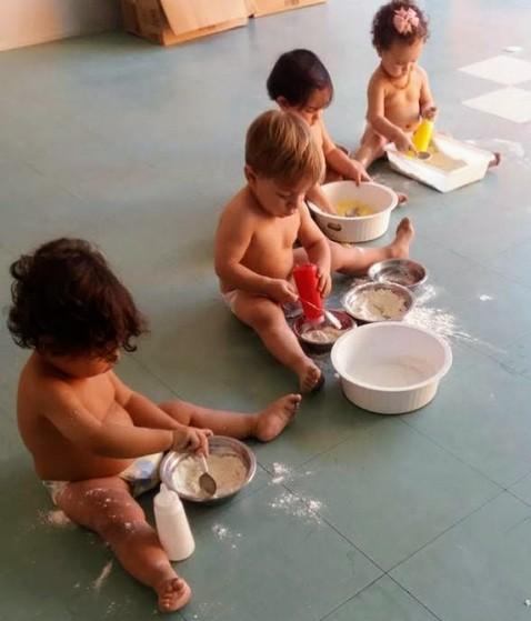 Inscrições de Creche para Bebê de 3 Meses Vila Rio Branco - Creche Bebê de 7 Meses