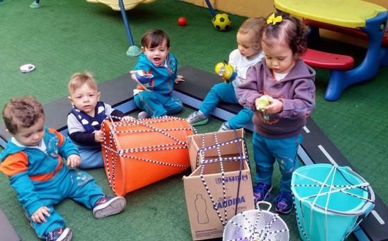 Inscrições de Creche para Bebê de um Ano Chácara Santo Antônio - Creche Bebê de 2 Anos
