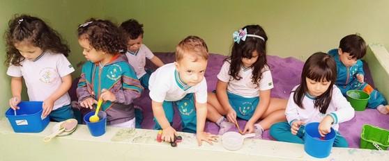 Inscrições de Escola Maternal Vila Santa Mooca - Maternal 2