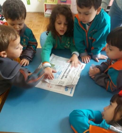 Inscrições de Maternal 4 Anos Vila Mafra - Maternal e Pré Escola